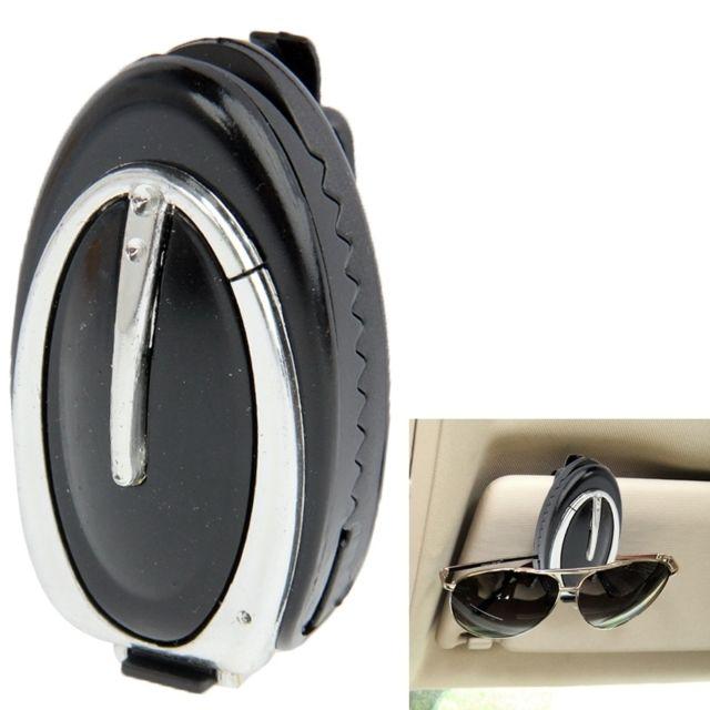 68cbb749f1 Wewoo - Clips pour lunette de soleil voiture argent Lunettes de de clip de  pare-