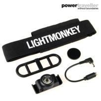 Powertraveller - Lampe Multifonctions Waterproof Lightmonkey