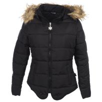 Chiberta - Vestes blousons hiver Agathe noir lady Noir 41274