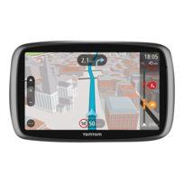 TomTom - Go 610 - Gps-navigationsgerät - Kfz -anzeige: 15 cm 6 Zoll Breitbild