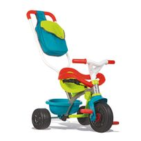 Smoby - Tricycle Be Move : confort bleu