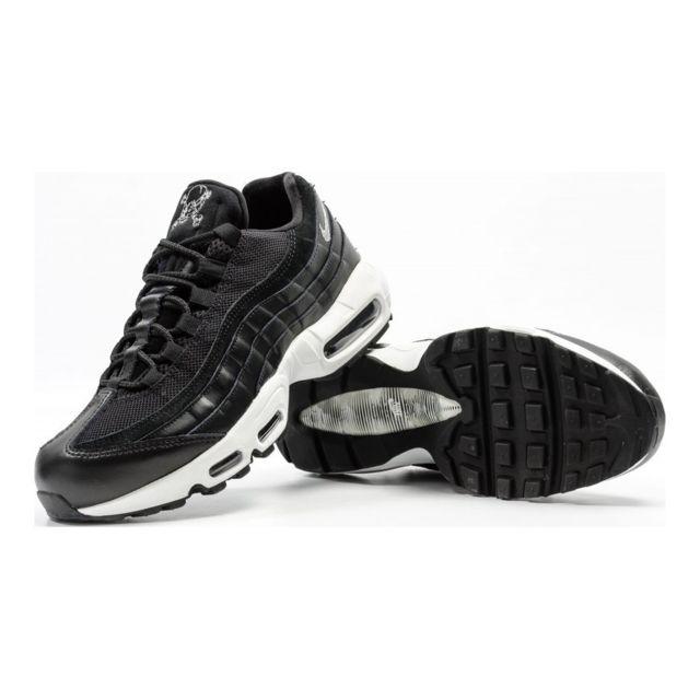 Nike Air Max 95 Premium 538416 008 Noir 45 pas cher Achat
