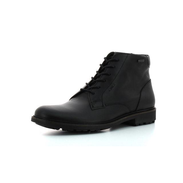 Aigle Chaussures de ville Britten Mid Gtx pas cher Achat