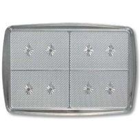 LAGRANGE - plaques 4 gaufrettes 155x100mm - 090201
