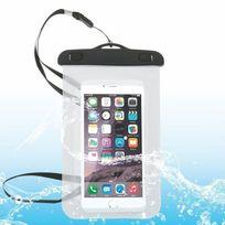 Yonis - Étui étanche iPhone 5 4 4S 3G 3GS smartphone universel