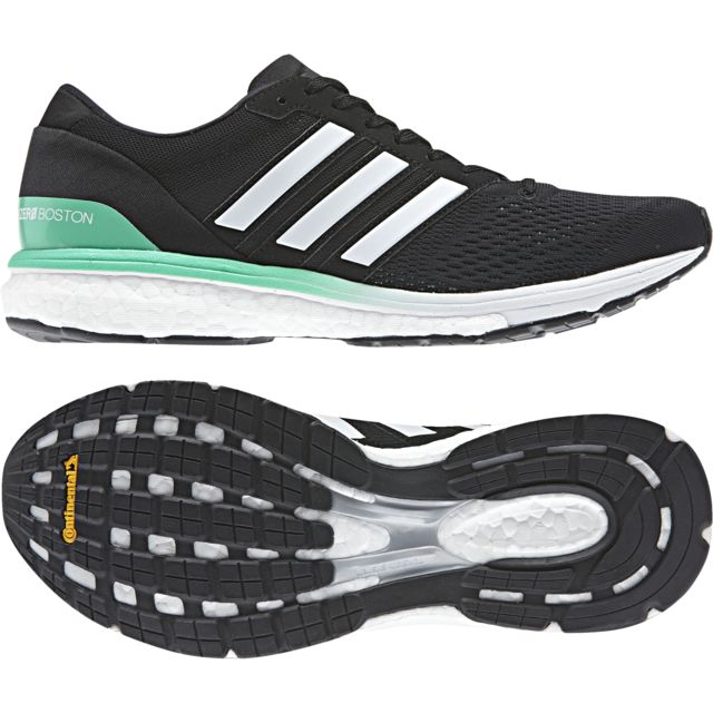 best loved 8db10 a45f3 Adidas - Chaussures femme adizero Boston 6 - pas cher Achat   Vente Chaussures  running - RueDuCommerce