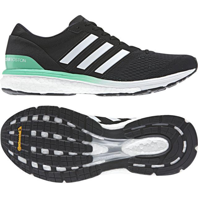 fcc329f5bb3 Adidas - Chaussures femme adizero Boston 6 - pas cher Achat   Vente Chaussures  running - RueDuCommerce
