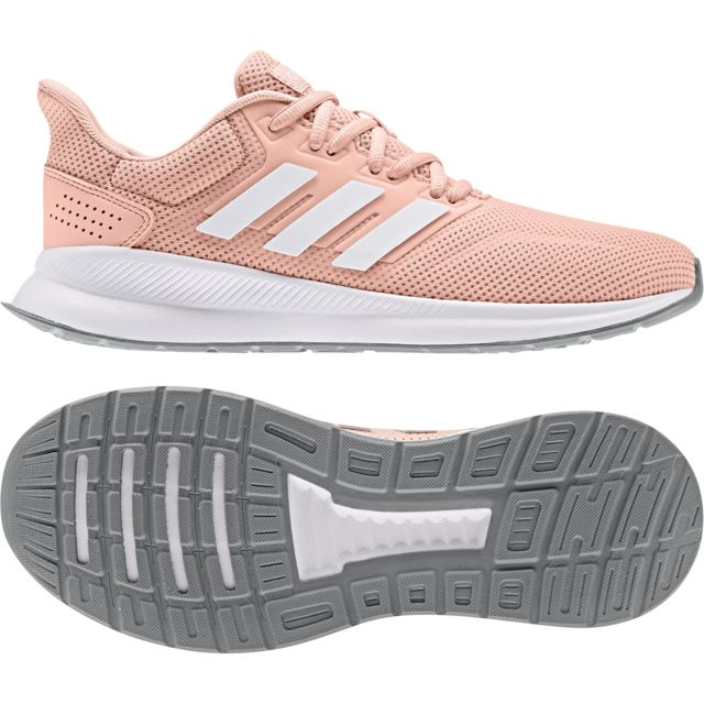 Adidas Chaussures femme Runfalcon pas cher Achat Vente