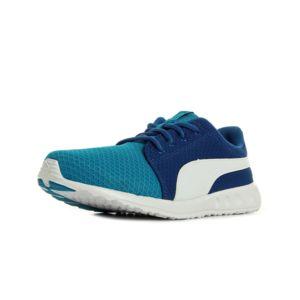 Puma Carson Runner 400 Mesh Ps, Sneakers Basses mixte enfant - rose - rose,