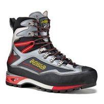 Asolo - Chaussures de randonnée Parete Nord Gv Gtx noir gris rouge