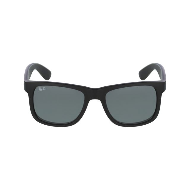 7655e9963f Ray-Ban - Ray Ban - Justin Rb4165 622/6G Noir mat - Lunettes de ...