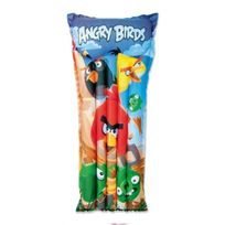 Angry Bird - s Matelas gonflable enfant 119 cm