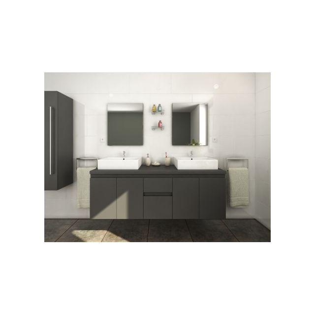 Marque generique meubles de salle de bain lavita ii for Marque de salle de bain