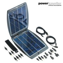 Powertraveller - Chargeur Solaire Solargorilla