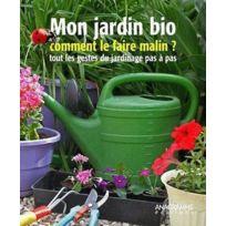 Anagramme - jardin bio ; comment faire le malin ? tout les gestes du jardinage pas a pas