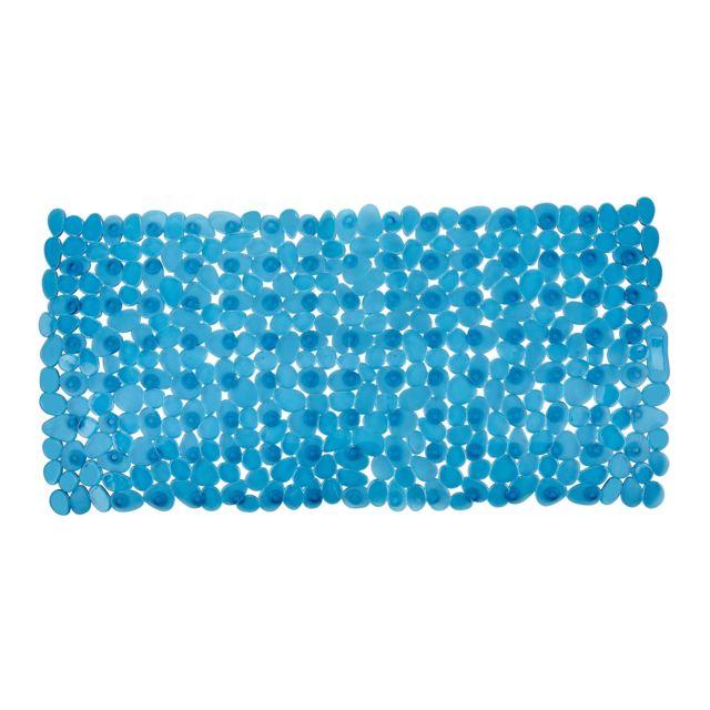 wenko tapis baignoire paradise turquoise - Tapis Baignoire