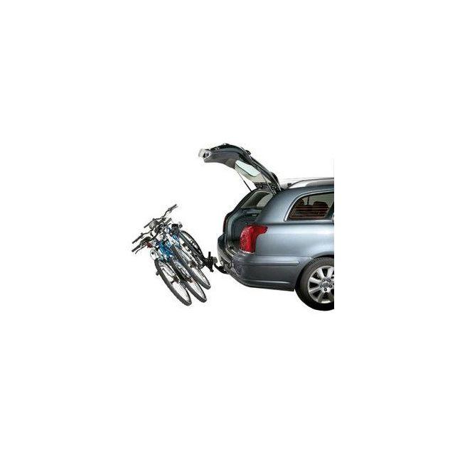 Automaxi - Porte Velos 3 Velos Sur Attelage Rabattable Montage Immediat Sur La Boule D'ATTELAGE marque // modèle Nomad Premium Porte- Velos Sur Attelage Rabattable Pour Transporter 3 Velos Charge Maximale 45 Kgs Compatible