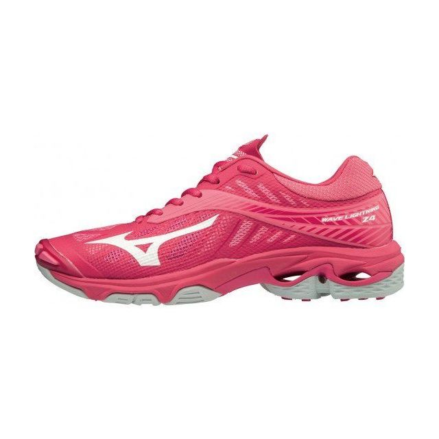 148226a6056 Mizuno - Chaussures femme Wave Lightning Z4 - pas cher Achat   Vente  Chaussures volley - RueDuCommerce