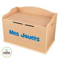"""Kidkraft - Coffre à jouets Austin """"Mes Jouets"""" Naturel"""