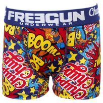 Freegun - Sous vêtement boxer Nhe bleu boxer jr Bleu 56199