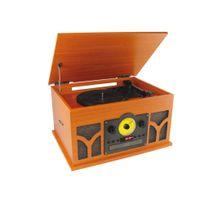 INOVALLEY - Chaine Hifi lecteur Vinyle vintage - Retro10e bth
