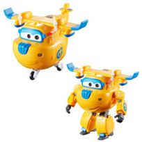 Auldey - Super Wings - Avion Transformable Donnie Super Wings
