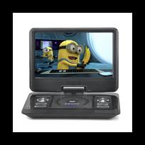 Auto-hightech - Lecteur dvd portable 13,3 pouces Résolution 1200x800 fonction enregistrement Emulation jeu