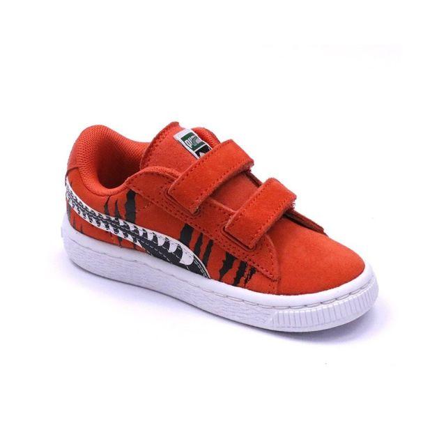 chaussure enfant garcon 25 puma