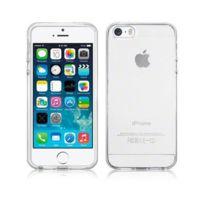 Mecer - Coque pour iPhone 5 - Silicone Transparent