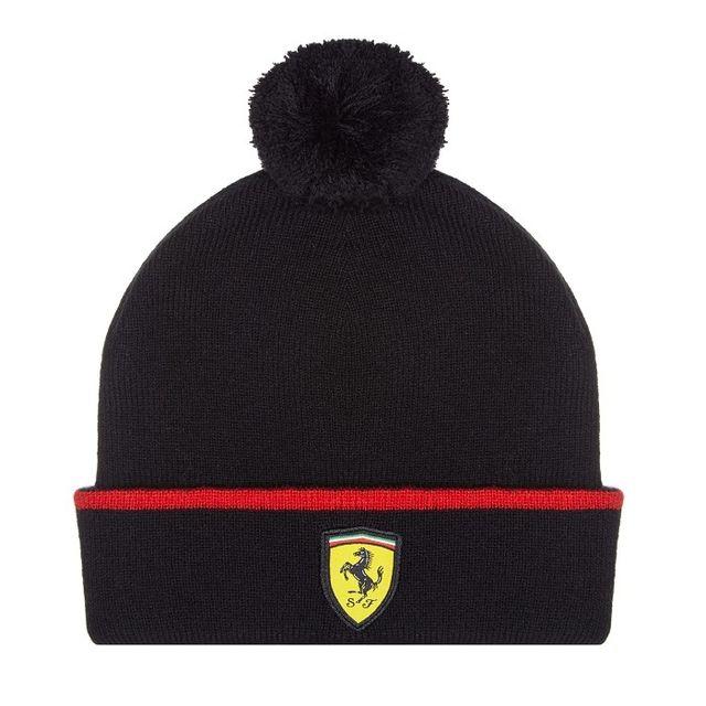 Ferrari F1 - Bonnet Ferrari Bobble noir pour enfant - pas cher Achat ... 9b6d5858d82