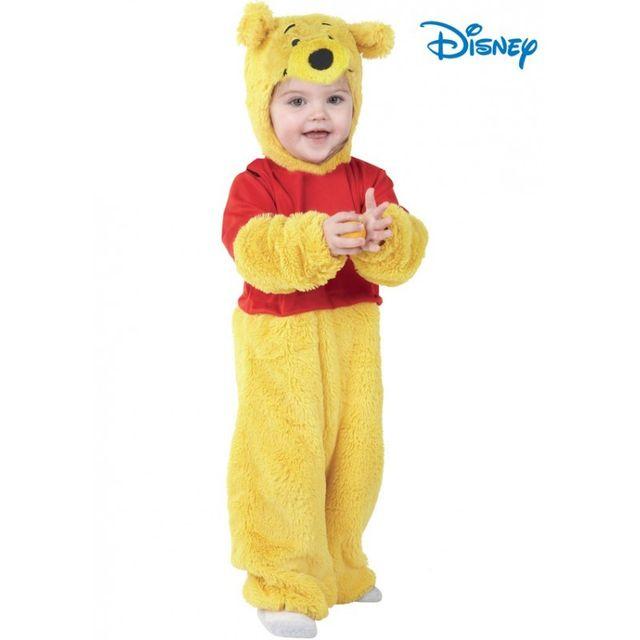 Déguisement Winnie l'ourson enfant 1 à 2 ans