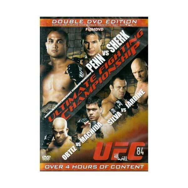Fight Dvd - Ultimate Fighting Championship - 84: Ill Will Import anglais