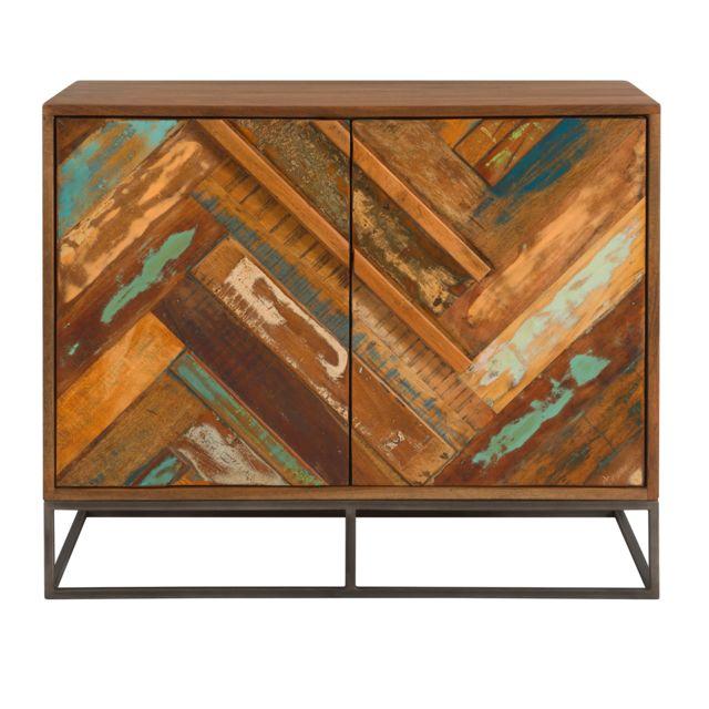 Rendez Vous Deco Commode Krabi en bois