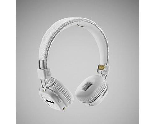 Marshall Major Ii Bluetooth Creme Casque Sans Fil Pas Cher Achat
