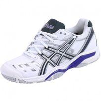 Asics - Chaussures Gel Challenger 9 Tennis Blanc Femme