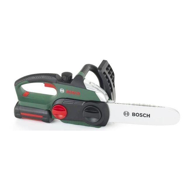 Theo Klein 8399 Tronçonneuse Bosch avec fonctions réalistes et nouveau Design