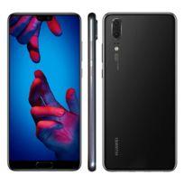 Huawei - P20 Smartphone Débloqué Ecran 5,8 pouces 128 Go Double Sim Android Noir
