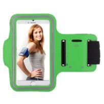 Shot - Brassard Sport Universelle Smartphone 6' pouce Housse Etui Coque Taille 8 VERT