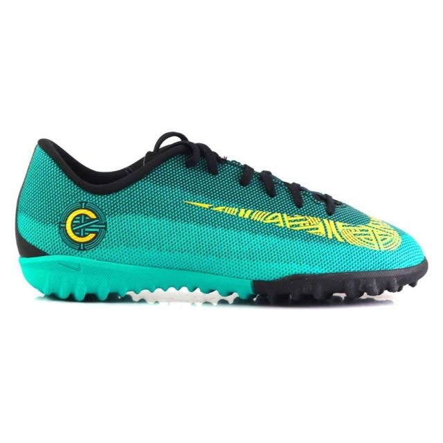 new style a9954 9908f Nike - Mercurial Vapor Academy Cr7 Tf Jr Vert - pas cher Achat / Vente  Chaussures foot - RueDuCommerce