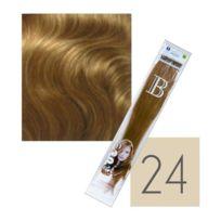 Balmain Hair - extensions kératine balmain paquet de 10 n°24 45 cm
