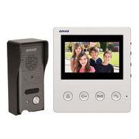 Orno - Pack portier vidéo et écran couleur 4,3 pouces Lorica