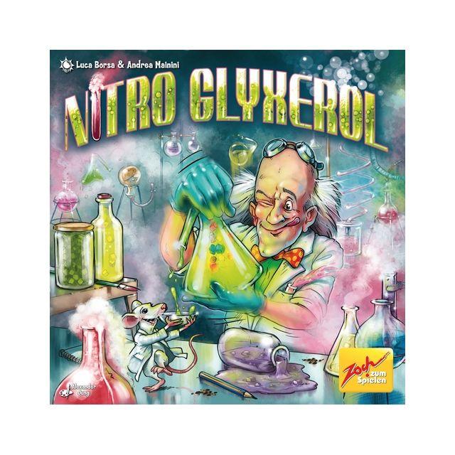 Zoch Jeux de société - Nitro Glyxerol