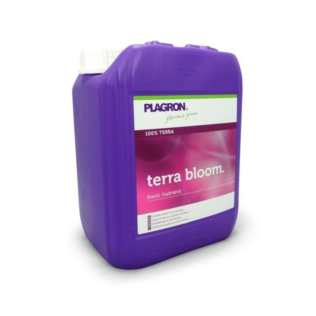 Plagron Engrais Terra Bloom floraison 5 litres