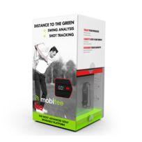 PIQ - Capteur sportif connecté Golf - OB00348 - Noir