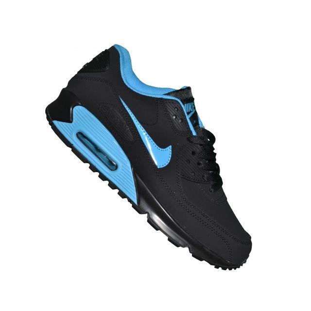 new york e75da 094cc Nike - Nike - Basket - Homme - Air Max 90 Essential 109 - Noir Bleu