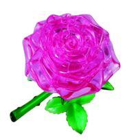 Hcm Kinzel - Puzzle 3D - 44 pièces : Rose