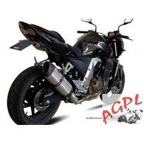 Kawasaki - Z750-04/06-SILENCIEUX Mivv Suono Inox-mvk011L7