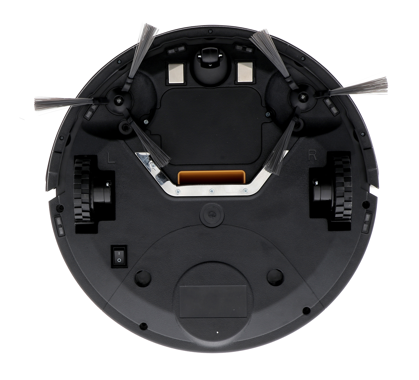 Aspirateur robot Map