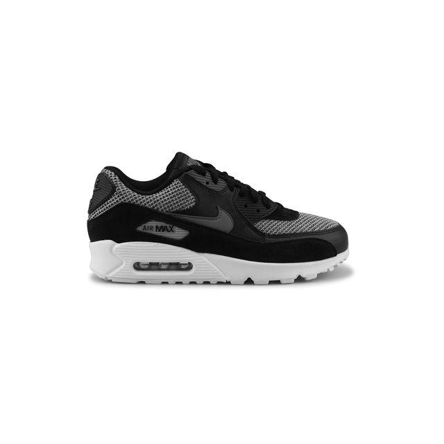 best website 5bfdb f3a8b Nike - Air Max 90 Essential Noir 537384-075 40 - pas cher Achat   Vente  Baskets homme - RueDuCommerce