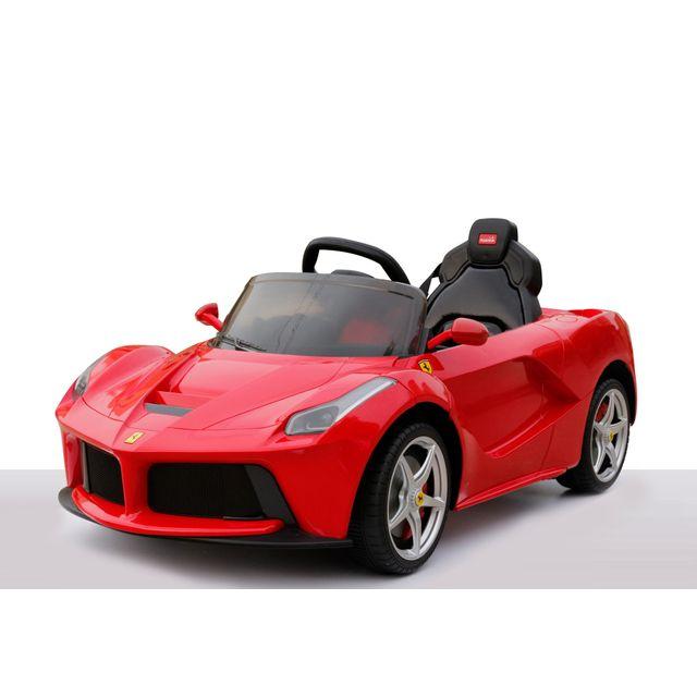 INJUSA Voiture Ferrari 12V